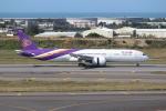 OMAさんが、台湾桃園国際空港で撮影したタイ国際航空 787-9の航空フォト(飛行機 写真・画像)