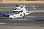 ゆなりあさんが、名古屋飛行場で撮影した中日本航空 560 Citation Vの航空フォト(飛行機 写真・画像)
