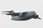 チャーリーマイクさんが、習志野演習場で撮影した航空自衛隊 C-2の航空フォト(飛行機 写真・画像)
