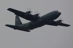 banshee02さんが、習志野演習場で撮影したアメリカ空軍 C-130J-30 Herculesの航空フォト(飛行機 写真・画像)