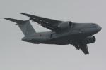 banshee02さんが、習志野演習場で撮影した航空自衛隊 C-2の航空フォト(飛行機 写真・画像)