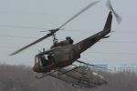 banshee02さんが、習志野演習場で撮影した陸上自衛隊 UH-1Jの航空フォト(飛行機 写真・画像)