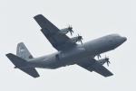 チャーリーマイクさんが、習志野演習場で撮影したアメリカ空軍 C-130J-30 Herculesの航空フォト(飛行機 写真・画像)