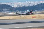 たにやん99さんが、高松空港で撮影した日本個人所有 TBM-940 (700N)の航空フォト(飛行機 写真・画像)