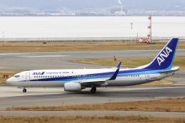 kikiさんが、関西国際空港で撮影した全日空 737-881の航空フォト(飛行機 写真・画像)