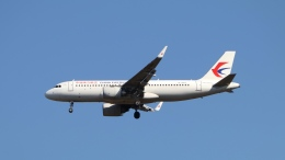 raichanさんが、成田国際空港で撮影した中国東方航空 A320-251Nの航空フォト(飛行機 写真・画像)