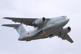 suu451さんが、入間飛行場で撮影した航空自衛隊 C-2の航空フォト(飛行機 写真・画像)