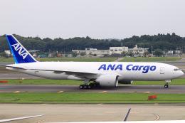 aki241012さんが、成田国際空港で撮影した全日空 777-F81の航空フォト(飛行機 写真・画像)