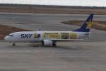 endress voyageさんが、神戸空港で撮影したスカイマーク 737-8FHの航空フォト(飛行機 写真・画像)