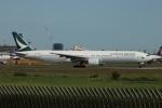SIさんが、成田国際空港で撮影したキャセイパシフィック航空 777-367の航空フォト(飛行機 写真・画像)