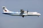 sky-spotterさんが、プーケット国際空港で撮影したバンコクエアウェイズ ATR-72-600の航空フォト(飛行機 写真・画像)