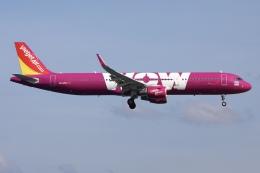 sky-spotterさんが、プーケット国際空港で撮影したタイ・ベトジェットエア A321-211の航空フォト(飛行機 写真・画像)