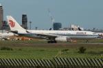 SIさんが、成田国際空港で撮影した中国国際航空 A330-243の航空フォト(飛行機 写真・画像)