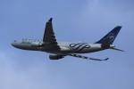 メンチカツさんが、成田国際空港で撮影したアリタリア航空 A330-202の航空フォト(飛行機 写真・画像)