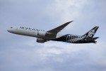 メンチカツさんが、成田国際空港で撮影したニュージーランド航空 787-9の航空フォト(飛行機 写真・画像)