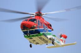 K.Tさんが、宇都宮飛行場で撮影した栃木県消防防災航空隊 AW139の航空フォト(飛行機 写真・画像)