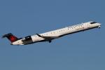 キャスバルさんが、フェニックス・スカイハーバー国際空港で撮影したジャズ・エア CL-600-2D24 Regional Jet CRJ-900LRの航空フォト(飛行機 写真・画像)