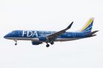 ひよっこさんが、福岡空港で撮影したフジドリームエアラインズ ERJ-170-200 (ERJ-175STD)の航空フォト(飛行機 写真・画像)