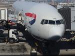 Fly Yokotayaさんが、香港国際空港で撮影したブリティッシュ・エアウェイズ 777-36N/ERの航空フォト(飛行機 写真・画像)
