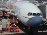 Fly Yokotayaさんが、香港国際空港で撮影したエミレーツ航空 777-31H/ERの航空フォト(飛行機 写真・画像)
