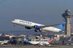 LAX Spotterさんが、ロサンゼルス国際空港で撮影したユナイテッド航空 787-10の航空フォト(飛行機 写真・画像)