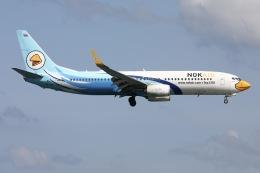 航空フォト:HS-DBK ノックエア 737-800
