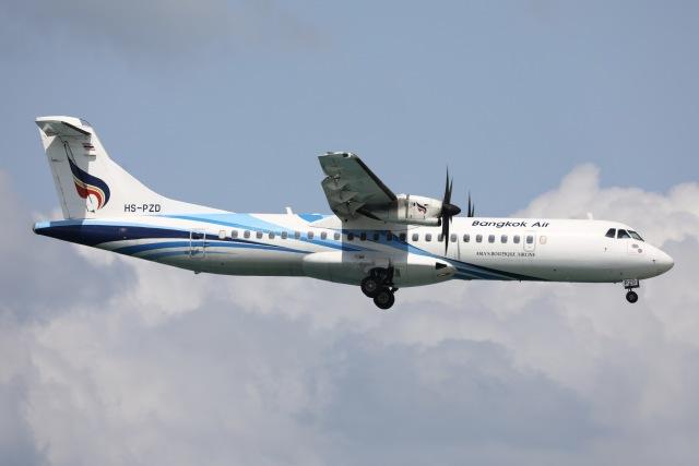 2020年01月08日に撮影されたバンコクエアウェイズの航空機写真