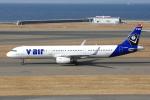 yabyanさんが、中部国際空港で撮影したV エア A321-231の航空フォト(飛行機 写真・画像)