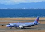 くわなりんさんが、中部国際空港で撮影した長竜航空 A320-214の航空フォト(飛行機 写真・画像)