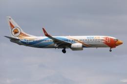 sky-spotterさんが、プーケット国際空港で撮影したノックエア 737-88Lの航空フォト(飛行機 写真・画像)