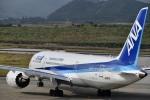 東亜国内航空さんが、新石垣空港で撮影した全日空 787-8 Dreamlinerの航空フォト(飛行機 写真・画像)
