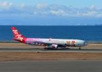 くわなりんさんが、中部国際空港で撮影したタイ・エアアジア・エックス A330-343Xの航空フォト(飛行機 写真・画像)