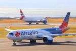 た~きゅんさんが、関西国際空港で撮影したエアカラン A330-941の航空フォト(飛行機 写真・画像)