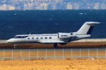 た~きゅんさんが、関西国際空港で撮影したアメリカ個人所有 G-IV-X Gulfstream G450の航空フォト(飛行機 写真・画像)