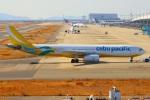 た~きゅんさんが、関西国際空港で撮影したセブパシフィック航空 A330-343Eの航空フォト(飛行機 写真・画像)