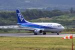 norimotoさんが、新石垣空港で撮影したANAウイングス 737-54Kの航空フォト(飛行機 写真・画像)