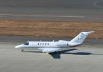 くわなりんさんが、中部国際空港で撮影した国土交通省 航空局 525C Citation CJ4の航空フォト(飛行機 写真・画像)
