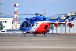 jun☆さんが、名古屋飛行場で撮影した大分県防災航空隊 BK117C-2の航空フォト(飛行機 写真・画像)