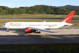 sky-spotterさんが、プーケット国際空港で撮影したロイヤル・フライト 767-3Q8/ERの航空フォト(飛行機 写真・画像)