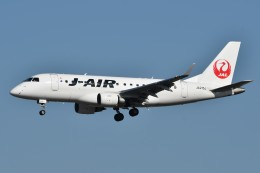 k-spotterさんが、伊丹空港で撮影したジェイエア ERJ-170-100 (ERJ-170STD)の航空フォト(飛行機 写真・画像)