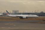 しんさんが、羽田空港で撮影したエールフランス航空 777-328/ERの航空フォト(飛行機 写真・画像)