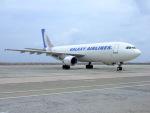 kotaちゃんさんが、那覇空港で撮影したギャラクシーエアラインズ A300F4-622Rの航空フォト(飛行機 写真・画像)