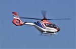 ヘリオスさんが、羽田空港で撮影した毎日新聞社 EC135T3の航空フォト(飛行機 写真・画像)