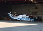 ヘリオスさんが、羽田空港で撮影した海上保安庁 S-76Dの航空フォト(飛行機 写真・画像)