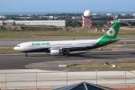 OMAさんが、台湾桃園国際空港で撮影したエバー航空 A330-203の航空フォト(飛行機 写真・画像)