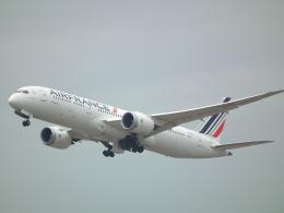 ヒコーキグモさんが、関西国際空港で撮影したエールフランス航空 787-9の航空フォト(飛行機 写真・画像)