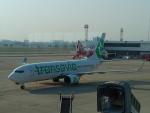 atiiさんが、ドンムアン空港で撮影したノックエアの航空フォト(飛行機 写真・画像)