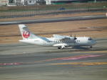 ヒコーキグモさんが、伊丹空港で撮影した日本エアコミューター ATR-42-600の航空フォト(飛行機 写真・画像)