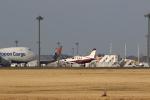 Tango Alphaさんが、成田国際空港で撮影した日本個人所有 TBM-700の航空フォト(飛行機 写真・画像)
