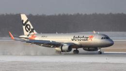 T-ORIさんが、新千歳空港で撮影したジェットスター・ジャパン A320-232の航空フォト(飛行機 写真・画像)